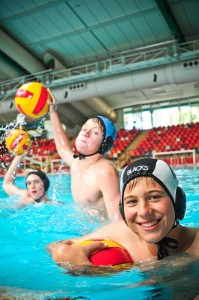 Kids-Mini-Water-Polo-Eager-Beaver-Swim-School-199x300