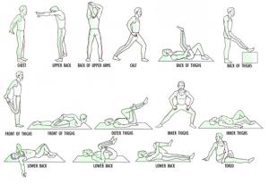 Basic-Stretching-Poses